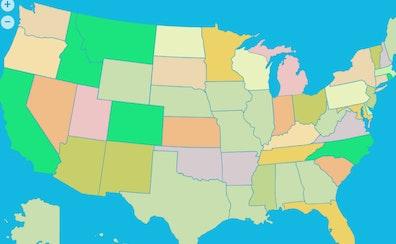 U.S. 50 States