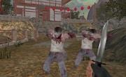Warrior vs Zombies