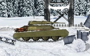 Winter Tank Strike
