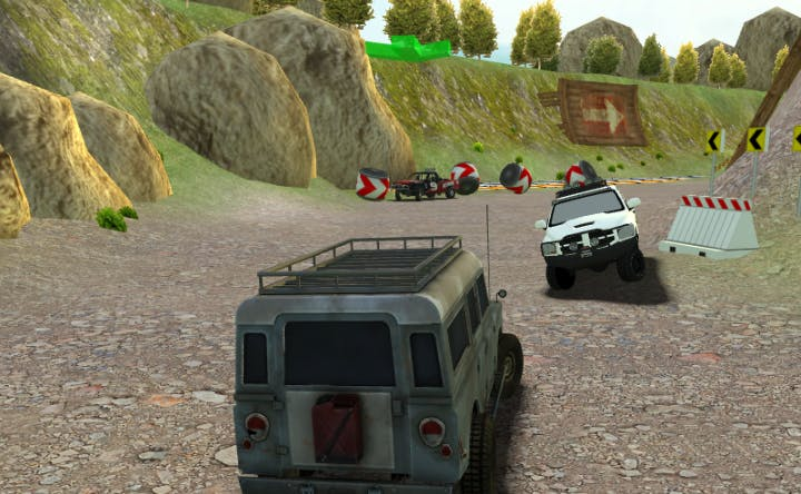 Xtreme Offroad Car Racing 4×4